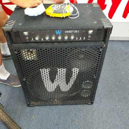 Warwick Sweet 251 Bass Combo Amplifier with compressor equalizer power amp 274510289698 2
