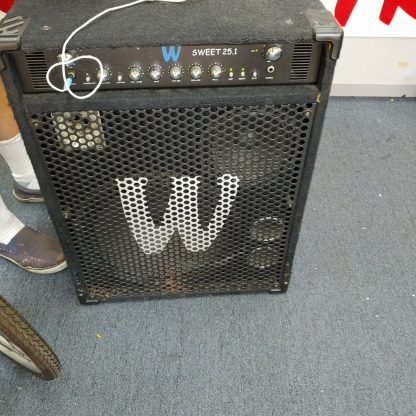 Warwick Sweet 251 Bass Combo Amplifier with compressor equalizer power amp 274510289698 7