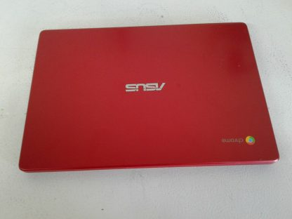 Asus C223N Chromebook Red Good condition 264849749789 3