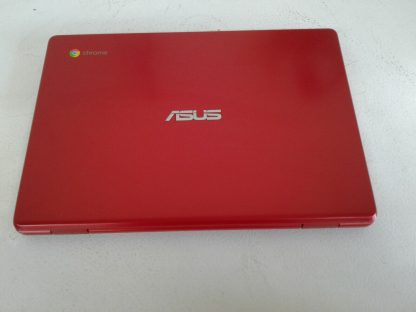 Asus C223N Chromebook Red Good condition 264849749789 9