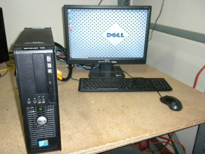 Dell OptiPlex 780 SFF Slim Desktop Works Great Windows 10 Pro 264692797159