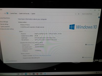 Dell Vostro 220 light gaming computer works great Windows 10 264807950269 4