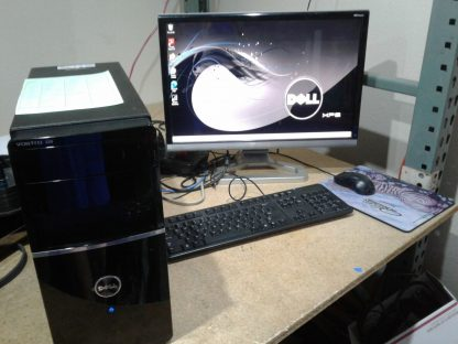 Dell Vostro 220 light gaming computer works great Windows 10 264807950269