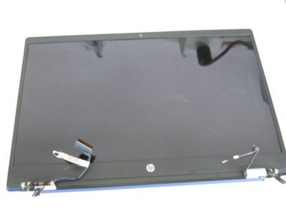 HP Pavilion 15 CS 156 HD display complete assembly BLUE Repaired Works good 274402403929 6