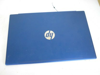 HP Pavilion 15 CS 156 HD display complete assembly BLUE Repaired Works good 274402403929 7