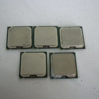 Pentium Socket 775 Core 2 Duo Desktop CPU Processor 5 pcs 264304664969