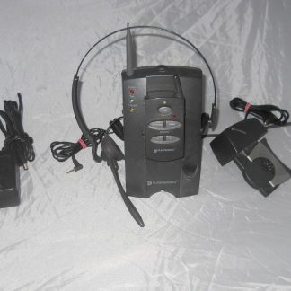 Plantronics CA10 Wireless Office Headset System 273469476659