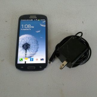 Samsung Galaxy S III SGH I747 16GB Pebble Blue ATT Cricket Android READ 264869995629