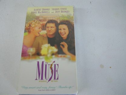 The Muse Vhs 1999 SatireComedy Brand new 264769339739